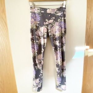 Wet Seal size small floral leggings
